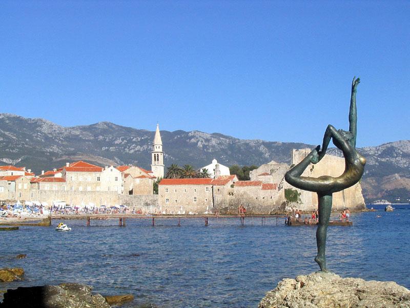 горящие туры в черногорию из харькова